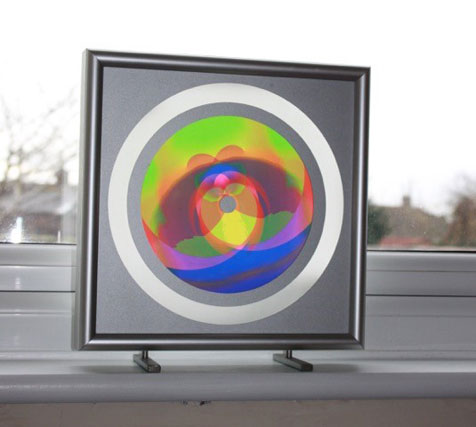 Solar Kinetic Art
